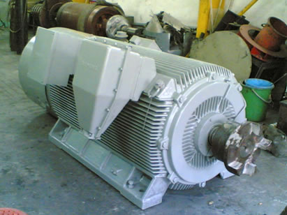 After Service - Exhaust Fan Slip-Ring Motor